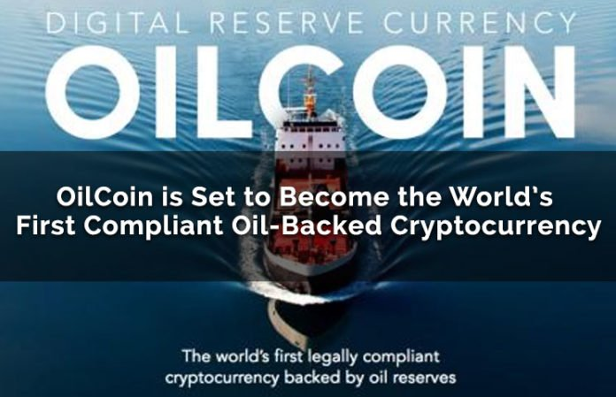 oil cryptocurrency coin