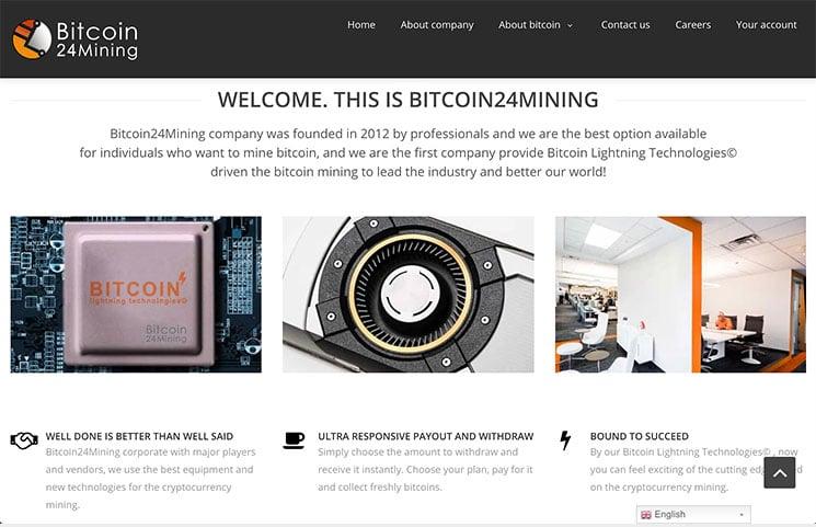 bitcoin 24 mining
