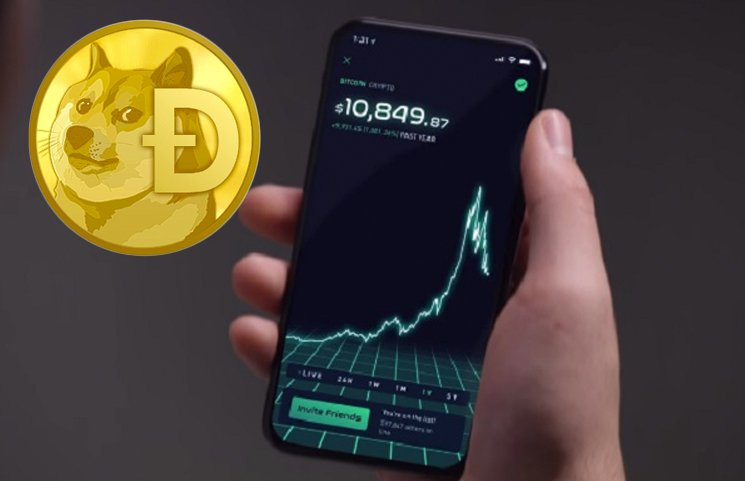 Robinhood Crypto Trading App Adds Dogecoin (DOGE) Cryptocurrency