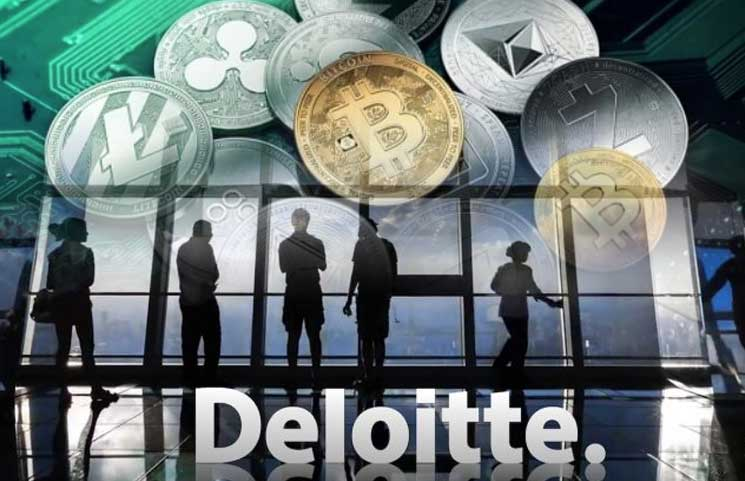 Deloitte Crypto Insights Show Institutional Investor Interest is At All Time High