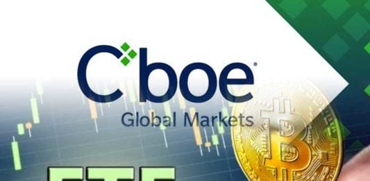 CBOE President Is Super Bullish On Bitcoin ETF Approval Intends To Be The First To List