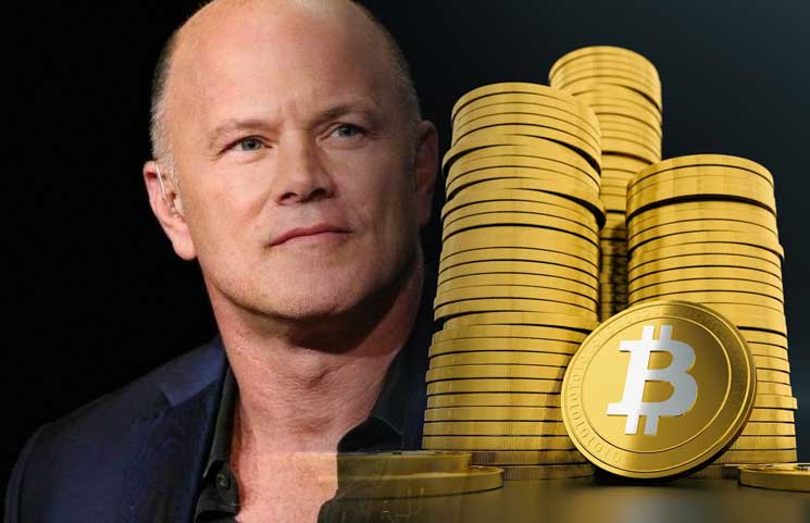 Michael Novogratz Says POTUS Trump's Economic Policies Make Him More Bullish About Bitcoin