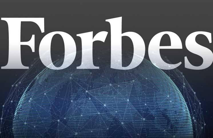 Blockchain Topic Of Interest At Forbes 30 Under 30 From Boston Federal Reserve Executive