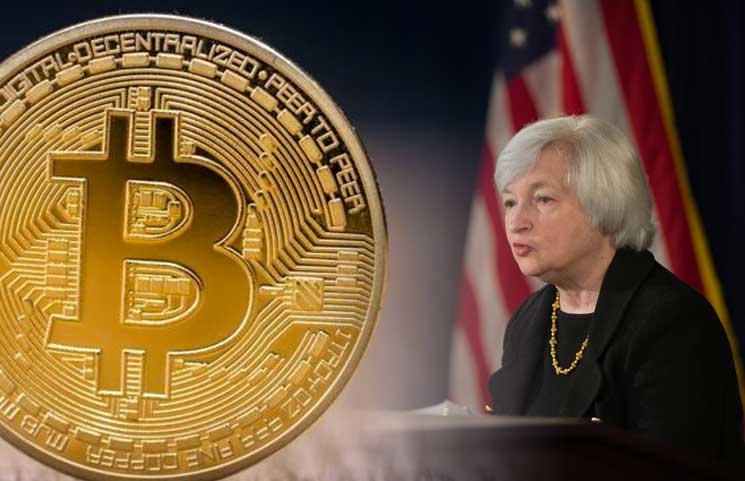 meet the world s newest crypto owner ex federal reserve chair janet yellen gifted bitcoin ex federal reserve chair janet yellen