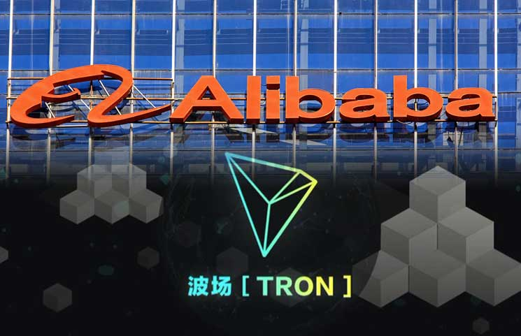 [Newsflash] Tron (TRX) is Assisting in Alibaba's Crypto Exchange Creation Efforts