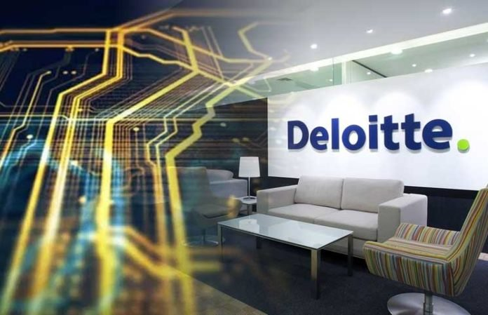 deloitte cryptocurrency accounting