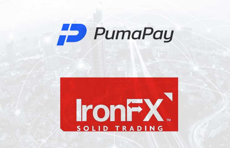 PumaPay-Token-Listed-on-IronX-Trading-Platform