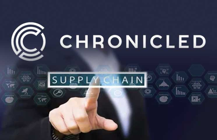 Chronicled Blockchain Supply Chain Company Secures $16 Million in Investment Funding Round