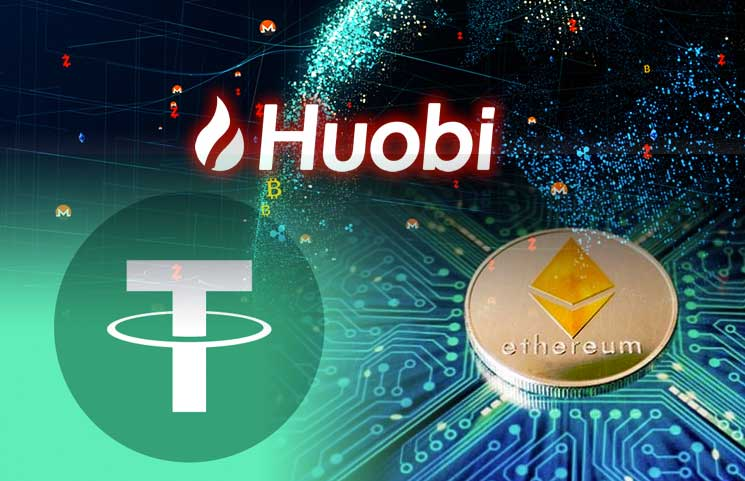 New-Ethereum-ETH-and-Tether-USDT-Stablecoin-Trading-Pair-on-Huobi-Exchange-is-Live