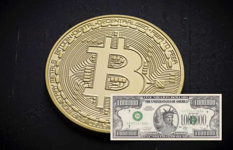 Bitcoin Spreads Like A Virus Btc Price To 1 Million Usd In