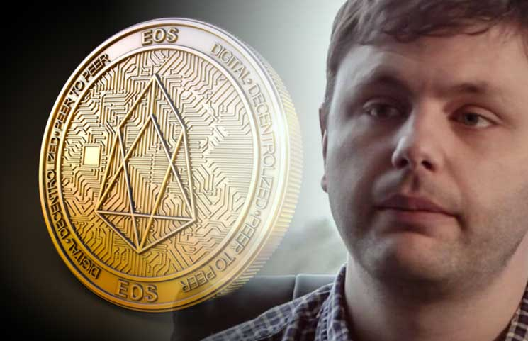 Founder Dan Larimer Says EOS Blockchain can Process 1,000 Sustainable TPS and Up to 3,000 in All