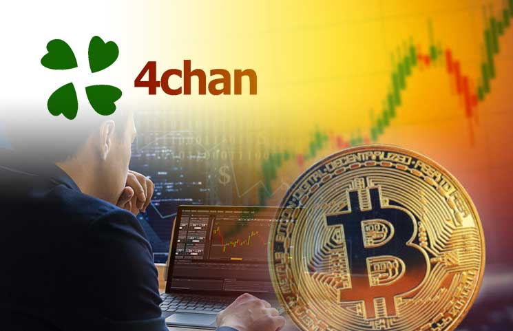 Anonymous 4chan User Correctly Predicts Bitcoin Price Boost