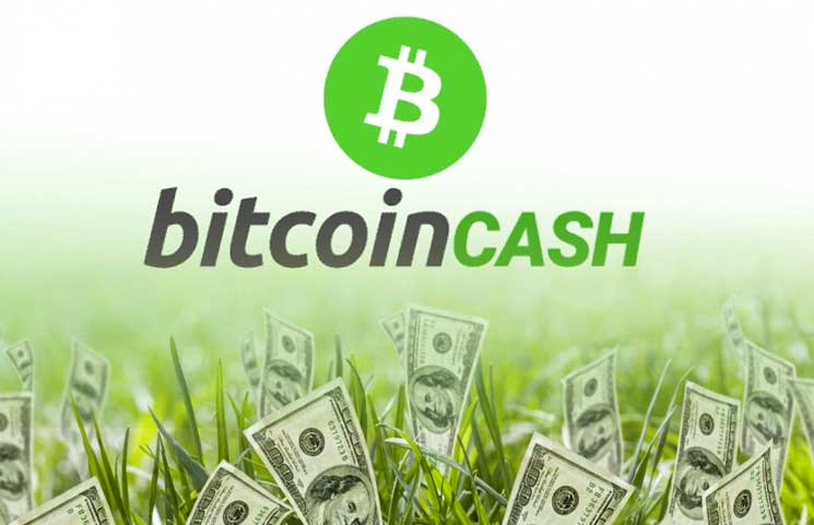 Bitcoin Cash (BCH) Up 72.3 Percent and Slightly Over-valued, May Correct but Trend is Clear