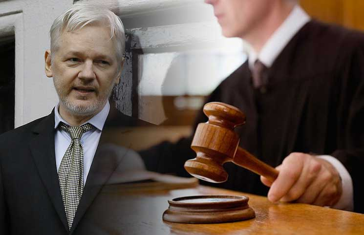 Bitcoin Market Mover Julian Assange Convicted After Nearly Seven Years Hiding in Ecuador