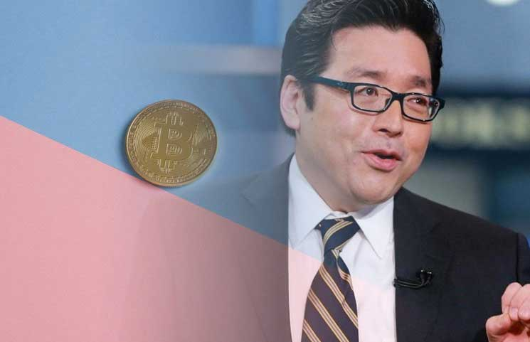 """Fundstrat Global's Thomas Lee Believes Bitcoin is Starting a """"Big Recovery"""" in 2019"""
