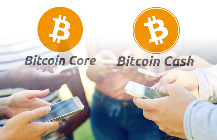 Compare Bitcoin Cash and Bitcoin Core's Block Fees Using a Free Online Service