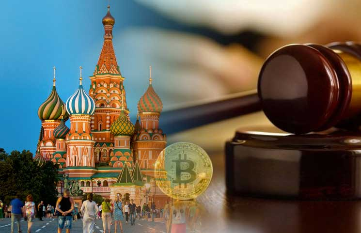Russian Lawmakers Propose Bill That Puts A Total Ban On Crypto; Up to 7 Years in Prison