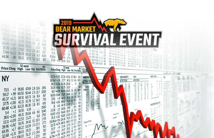 Stansberry Research 2019 Bear Market Survival Event: Massive Shift and Crash Coming May 15th?