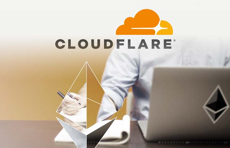 Cloudflare Distributed Web Gateway Project Adds Ethereum Gateway