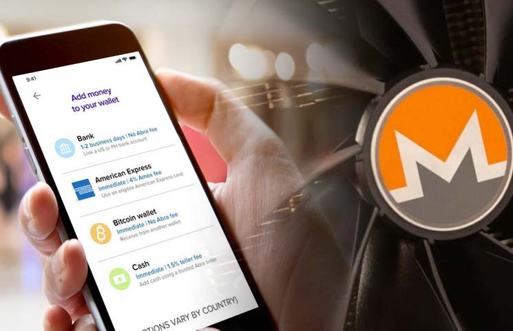 Monero (XMR) Might Finally Be Integrated to Abra, According To the Crypto Wallet's CEO
