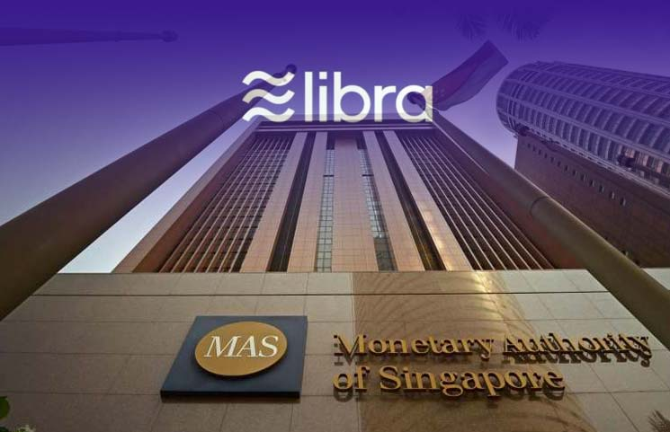 Singapore's MAS Gets Inquisitive About Facebook's Libra Cryptocurrency Project