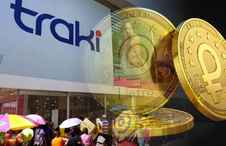 Largest Venezuelan Department Store Accepts Petro Crypto As Mean of Payment