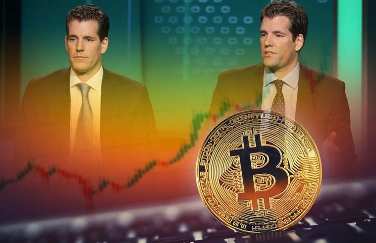 Winklevoss Twins Reminds All Bitcoiners How Early It Is, BTC's Value