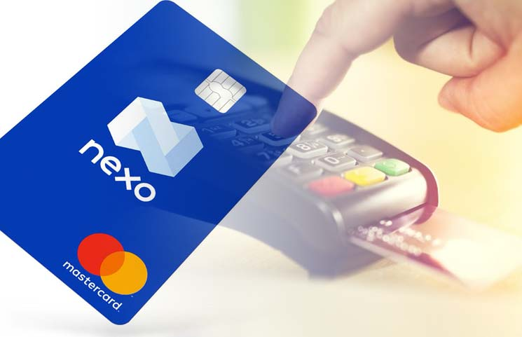 Image result for Nexo Launches a Debit Card That Lets You Not Spend Your Crypto