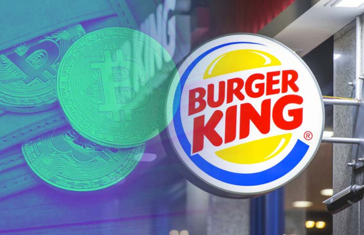 Burger King Now Accepts Bitcoin Payments In Germany for