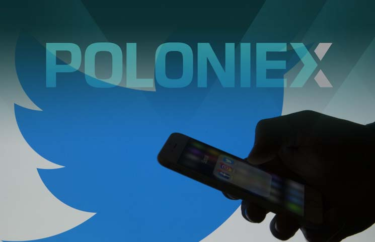 Poloniex Comes Under Fire For Shilling Tron (TRX), Deletes Tweet 30 Minutes Later