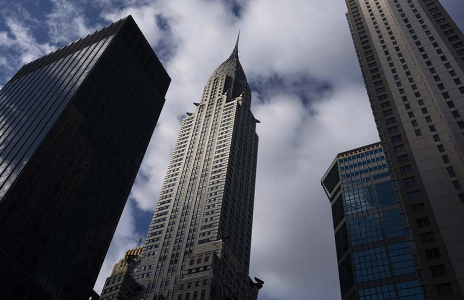 Chrysler Building's Blockchain Real Estate Owners To Sell Building In Zurich, $135M Cash & ERC20