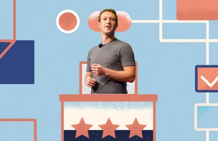 Is Zuckerberg Trying To Distance Facebook From Controversial Libra? No Mention In 2030 Vision