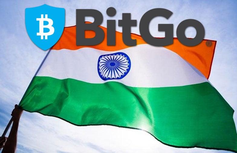 US Based BitGo to Provide Custodian Services to India's Largest Crypto Exchange CoinDCX