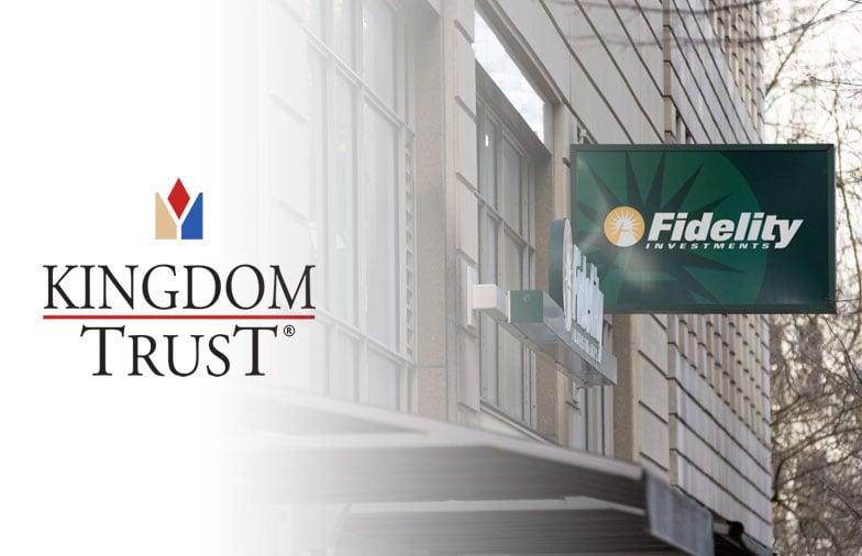 Kingdom Trust Nominates Fidelity Digital Assets For Bitcoin Custodian of Its Choice IRA's