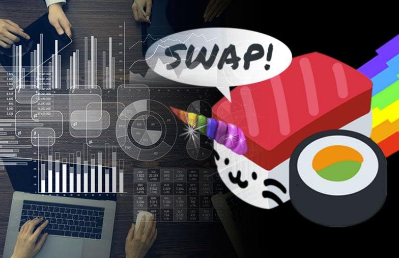 Despite Vampire Attack 2.0 from SushiSwap, Uniswap Volume Holds
